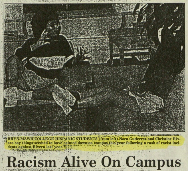 Racism Alive on Campus