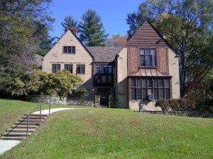 Perry House at Bryn Mawr College.
